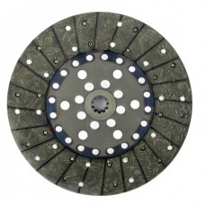 Ford | New Holland 4140 Tractor 11 inch Disc - Woven Solid Center with 1 inch 10 Spline Hub - New