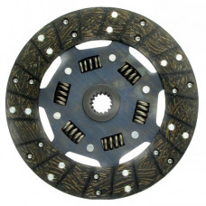 Ford | New Holland 800 Series Tractor 9 inch Transmission Disc - Woven with 1 inch 15 Spline Hub - New