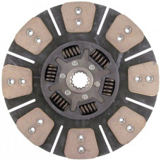 Hesston-Fiat 130-90DT Tractor 14 inch Disc - 8 Pad with 1-1/2 inch 14 Spline Hub - New