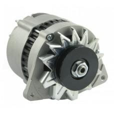Ford | New Holland L781 Skid Steer Loader Alternator - Less Battery Temperature Sensor