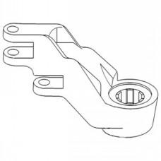 John Deere 6510 Tractor Steering Arm - Left Hand