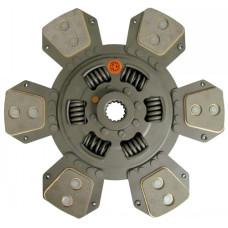 "Mahindra 12-1/4"" Trans Disc, 6 Pad, 1-1/16 15 Spl. - MD6505698"
