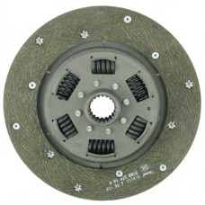 John Deere 2555 Tractor 10 inch Disc - Woven with 1-5/16 inch 20 Spline Hub - New