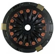 John Deere 2555 Tractor 12-5/8 inch Diaphram Pressure Plate - with 1-3/4 inch 27 Spline Hub - New