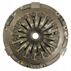 John Deere 1350 Tractor 12-5/8 inch Diaphram Pressure Plate - with 1-1/2 inch 23 Spline Hub - New