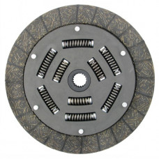 John Deere 480 Forklift 12 inch Powershift Disc - Woven with 1-1/4 inch 19 Spline Hub - New