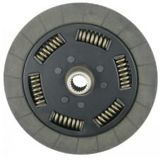 John Deere 4520 Tractor 13 inch Powershift Disc - Woven with 1-3/8 inch 21 Spline Hub - New