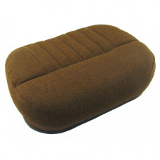 International Harvester 1420 Brown Fabric Seat Cushion