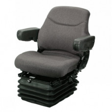 Hagie 204SP Gray Fabric Seat with Air Suspension (S1999934(204SP))