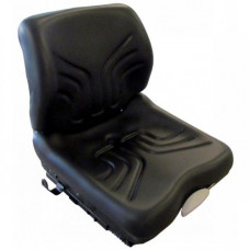 Crown Black Vinyl Seat (FC4500 and SC4500) - S8301579