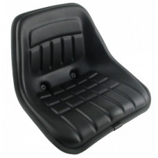 Aftermarket (Not OEM) Bobcat 310 Black Vinyl Bucket Seat