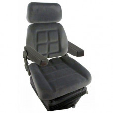 Massey Ferguson 8220 Gray Fabric Seat with Air Suspension