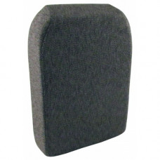 Steiger 280 Gray Fabric Back Cushion (SA358340(280))