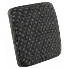 Steiger KR1225 Cougar Gray Fabric Arm Rest Cushion for Side Kick Seat