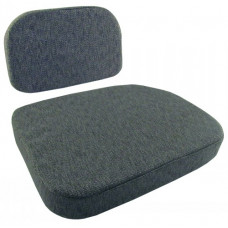 Case | Case IH Magnum 255 Gray Fabric Cushion Set for Side Kick Seat