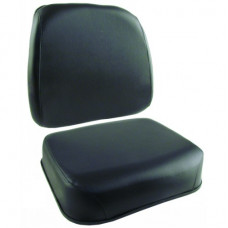 Gleaner N6 Black Vinyl Cushion Set