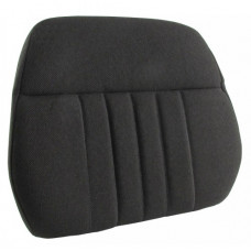 Gleaner N6 Black Fabric Back Cushion