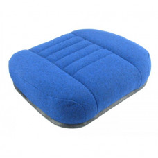 Ford | New Holland 455 Blue Fabric Seat Cushion
