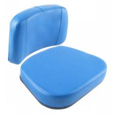 Ford | New Holland 8400 Blue Vinyl Cushion Set