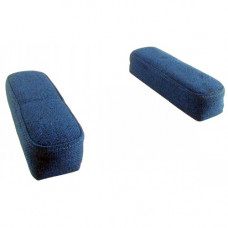 Ford | New Holland 455 Blue Fabric Arm Rest Set