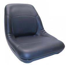 Kubota B2100DT Black Vinyl Bucket Seat (SK35080-18400(B2100DT))
