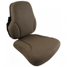 John Deere 8520 Brown Fabric Side Kick Seat