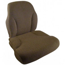 John Deere 8520 Brown Fabric Cushion Set