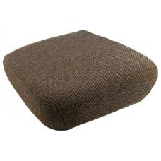 John Deere 8120 Light Brown Fabric Seat Cushion