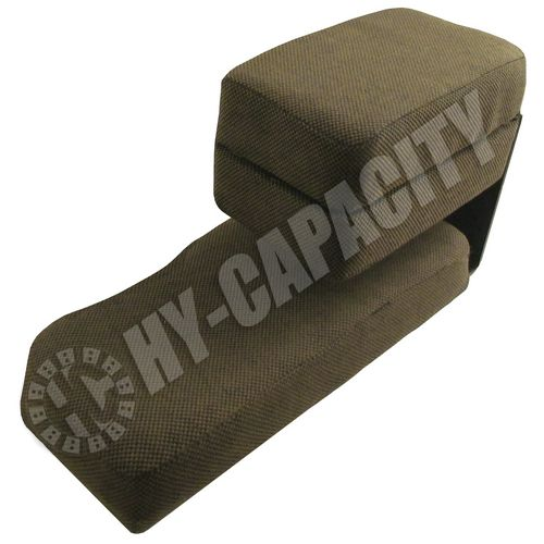 John Deere Dark Kayak Brown Fabric Side Kick Seat