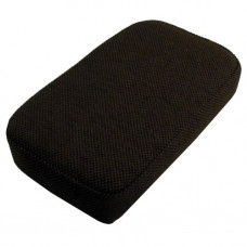 John Deere 9950 Dark Kayak Brown Fabric Back Cushion for Side Kick Seat