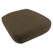 John Deere 8120 Dark Brown Fabric Seat Cushion