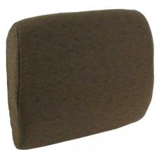 John Deere 8120 Dark Brown Fabric Back Cushion