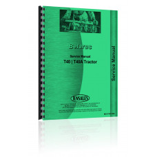 Belarus T40A Tractor Service Manual