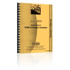 Case 1845B Uniloader Operators Manual