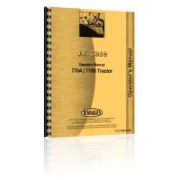 Case 770B Tractor Operators Manual