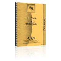 Case 1845B Uniloader Parts Manual