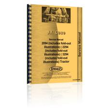 Case 2294 Tractor Service Manual (Diesel)