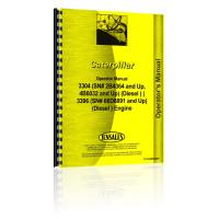 Caterpillar 3306 Engine Operators Manual (SN# 66D8891 and Up)