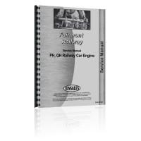 Fairmont PH, QH Railway Car Engine Service Manual