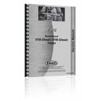 Ford 9700 Tractor Service Manual
