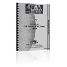 Ford 8700 Tractor Service Manual