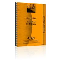 Hercules Engines ZX Engine Operators Manual