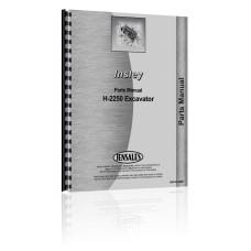 Insley H-2250  Excavator Parts Manual