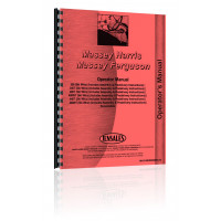 Massey Ferguson 440WT Snowmobile Operators Manual (Ski Whiz)