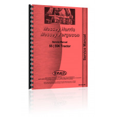 Massey Harris 55 Service Manual