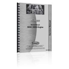Nissan Engine Service Manual (SD22 Engine | SD33 Engine)