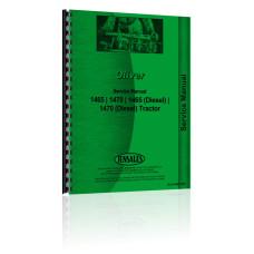 Cockshutt 1465 Tractor Service Manual