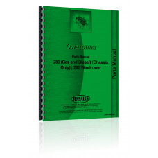 Owatonna 280 Windrower Parts Manual (Chassis)