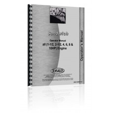 Sandwich Engine Operators Manual