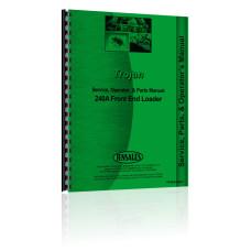 Trojan 204A Front End Loader Operators Manual